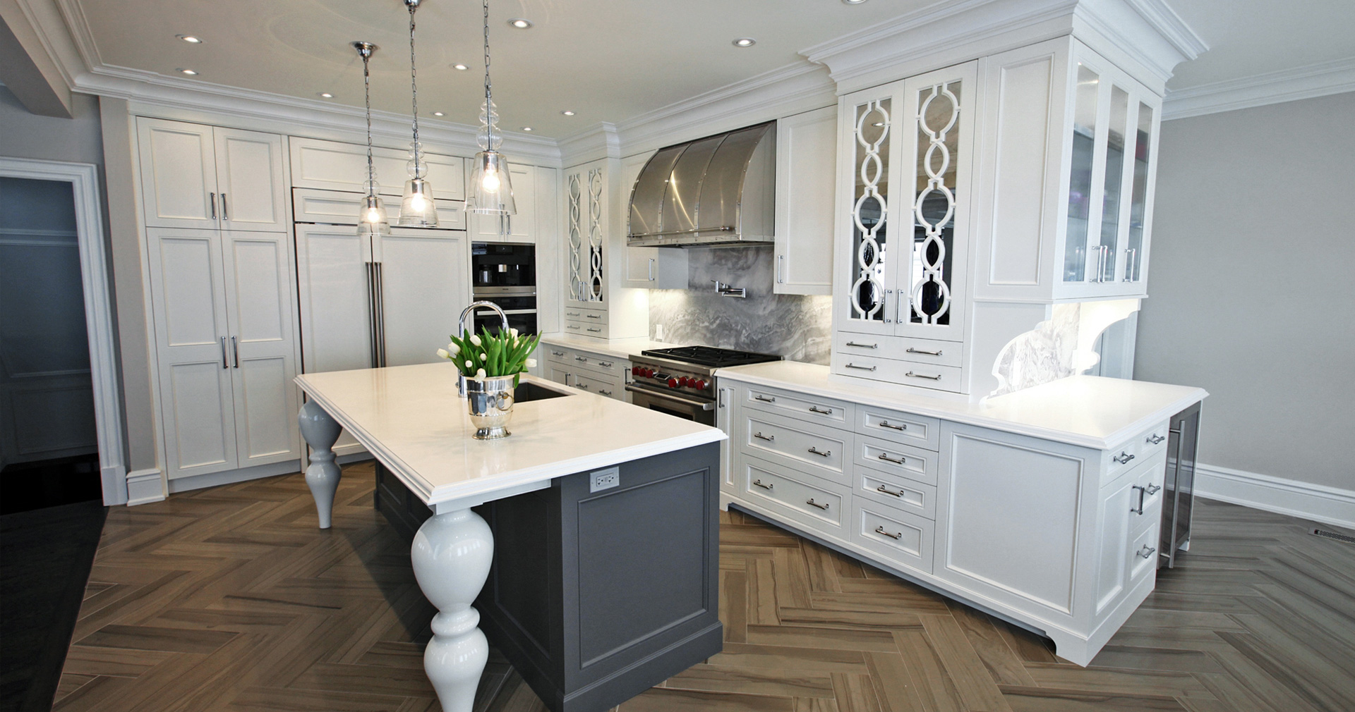 Home custom kitchens toronto for Kitchen cabinets toronto