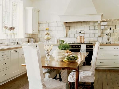 Transitional Kitchen By Mary Evelyn Interiors