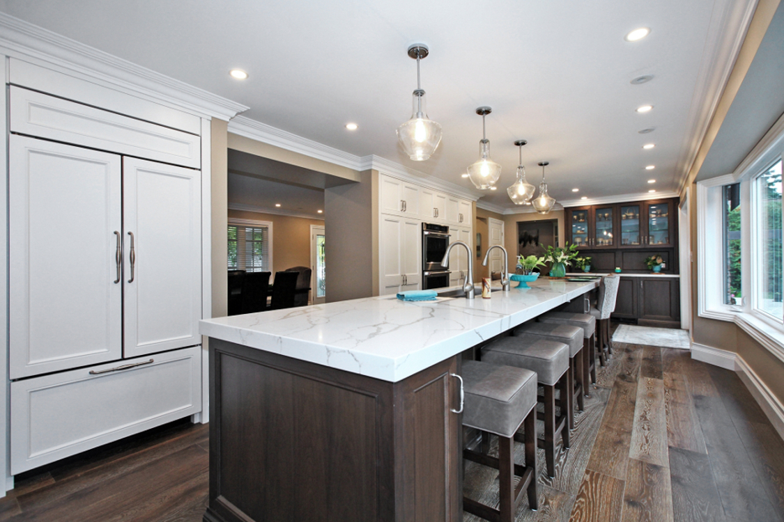 custom kitchen cabinets toronto transitional kitchens custom kitchens toronto 14372